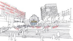 boston city hall plaza u0027s redevelopment would create a truly epic