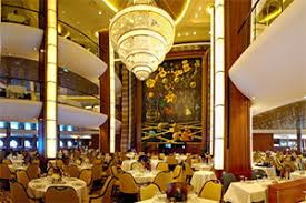 what to expect on a cruise the main dining room cruise critic