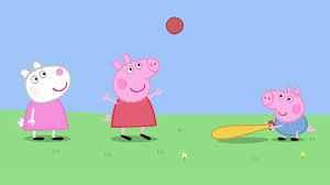 Backyard Clip Art Backyard Fun Peppa Pig Video Clip S6 Ep 142