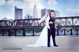 photographers in columbus ohio columbus ohio photography bank park wedding curtis