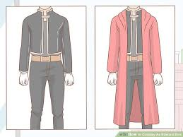 Edward Elric Halloween Costume Cosplay Edward Elric 8 Steps Pictures Wikihow