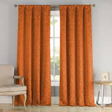 Fall River Curtain Factory Outlet Best 25 Orange Curtain Poles Ideas On Pinterest Boho Bedrooms