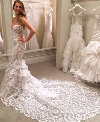 Wedding Dress Pinterest 694 Best Bridal Gowns All About The Train Images On Pinterest