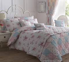 patsy bedding rose in rose free uk delivery terrys fabrics