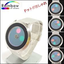 038net rakuten global market nordic design watch rainbow
