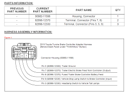 electric brake controller wiring diagram and voyager xp
