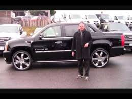 cadillac escalade truck for sale used 2007 cadillac escalade ext on 26 s at ford of kirkland