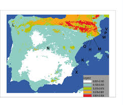 Iberian Peninsula Map Diversity Of Introduced Terrestrial Flatworms In The Iberian