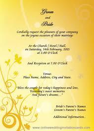 wedding quotes pdf wedding invitation format new sle wedding card