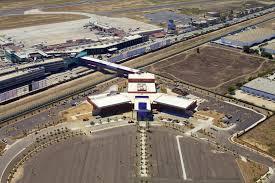 San Diego Terminal Map by Otay Tijuana Cross Border Facility San Diego Ca Latitude 33