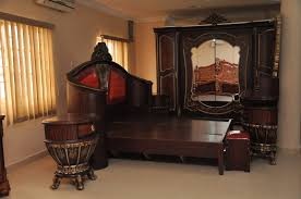 bed with wardrope cyraxgroup