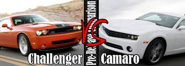 chevy camaro vs dodge charger camaro vs challenger a knockout according to edmunds