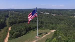 Flying Flag The World U0027s Largest Flying American Flag In Gastonia Is Over 225