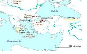 Constantinople Ottoman Empire The Siege Of Constantinople Has Begun Byzantine