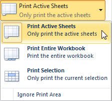 excel 2010 printing page 3