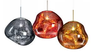 Pendant Lighting System Tom Dixon Melt Pendant Light