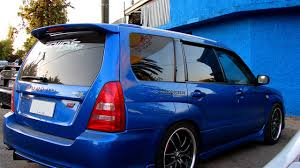 Subaru Jdm Forester Sti Youtube