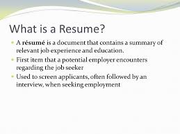 work experience or education first on resume