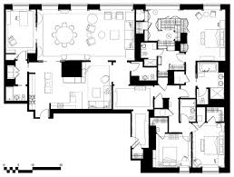 new york apartment floor plans interesting 90 apartment floor plans nyc inspiration design of