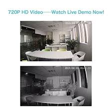interior home security cameras funlux mini wifi 720p hd wireless ip surveillance