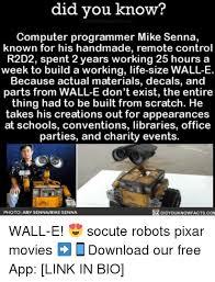 R2d2 Memes - 25 best memes about wall e wall e memes