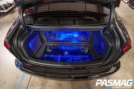 lexus isf touch up paint pics of trunk set up u0027s w bottle clublexus lexus forum discussion