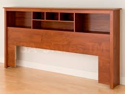 Cherry Wood Shelves by Accessories Stunning Bed Interior Using Bed Decoration With Dark
