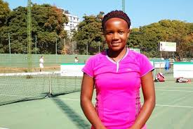 Zim Seeking Val Bhunu The Of Tennis Harare News