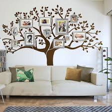 pictures family tree wall decal lime wall decor