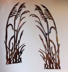 oats metal wall decor accents