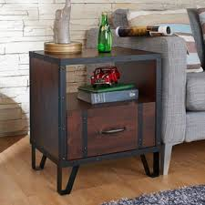 Trunk Bedside Table by Trunk End U0026 Side Tables You U0027ll Love Wayfair