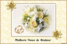 voeux de bonheur pour un mariage carte de voeux pour un mariage avec photoshop chez mireille d