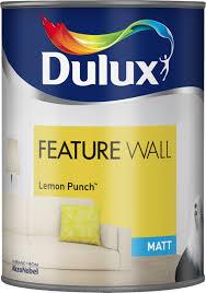dulux matt feature wall 1 25l