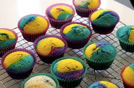 tie dye cupcakes tutorial peace u0026 love