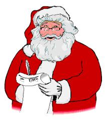 gif père noël animated gif santa claus clipart