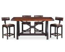 Standard Kitchen Table Height by Foundry 5 Pc Barstool Counter Height Dining Set High Dining Table
