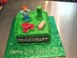 mine craft cakes kids minecraft birthday cakes on design cakes