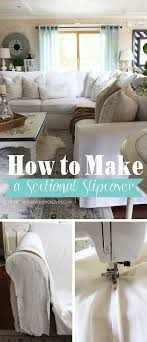 slipcovers for chairs with arms how to a sectional slipcover confessions of a serial do it