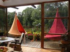 modern hammock cacoon modern hanging tent and hanging chairs