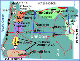 map of oregon wineries oregon wine wineries and wine country travel a comprehensive