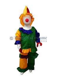joker halloween costume for kids buy or rent joker and clown colorful kids fancy dress costume online
