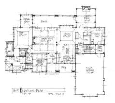 Don Gardner Floor Plans by Conceptual Design 1403 Walkout Basement Design Houseplansblog