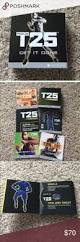 focus t25 other exercise and calendar