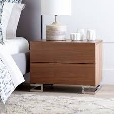 floating headboard with attached night stands wayfair