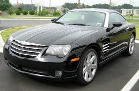 chrysler crossfire u2013 wikipedia wolna encyklopedia