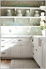 Show Cabinets Design In Mind No Upper Cabinets In The Kitchen Coats Homes