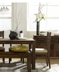6 pc dinette kitchen dining room set table w 4 wood chair avondale dining room furniture collection created for macy s