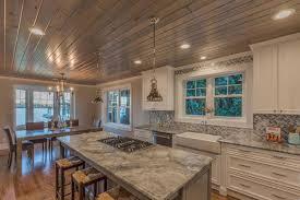 Lighting For Kitchen Ceiling 35 Beautiful Rustic Kitchens Design Ideas Designing Idea