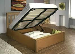 Metal Platform Bed Frame Queen White Cal King Bed Frame Metal Low Profile Platform Full Size Bed