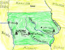 Iowa rivers images State report iowa jpg